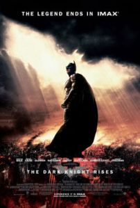 "Christopher Nolan's epic trilogy comes to a close in ""The Dark Knight Rises"""